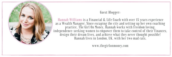 Hannah Williams guest blog at idyllicpursuit.com