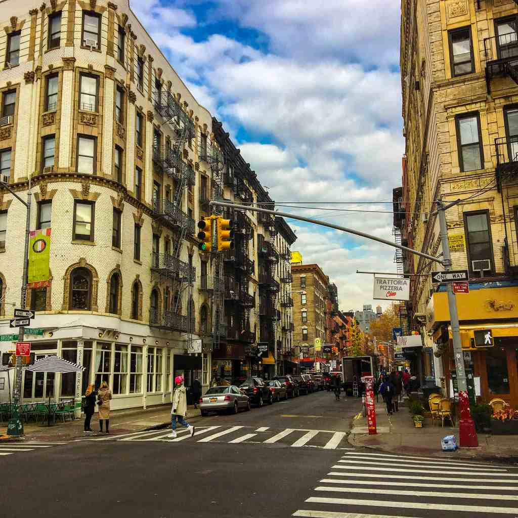 How to Spend a Week in NYC with Family. We loved Little Italy!