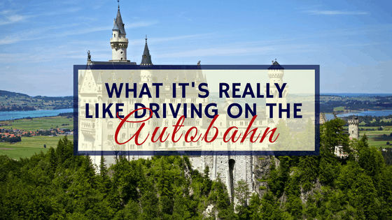 What It's Really Like Driving on the Autobahn