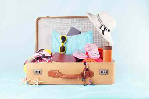Hilde Fossen on how to create a capsule wardrobe for travelling at idyllicpursuit.com