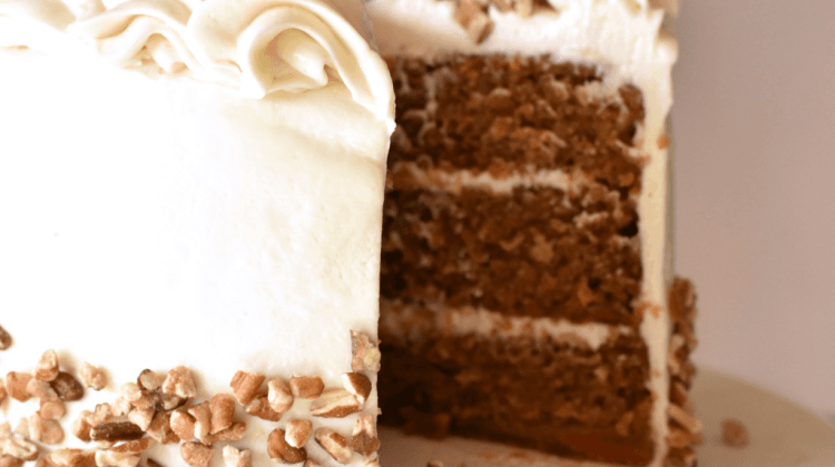 Old Fashioned Carrot Cake Recipe | carrot cake | best carrot cake recipe | cake recipe | healthy cake recipe | easter cake recipe | holiday cake recipe | yummy cake recipe | easy carrot cake | southern carrot cake recipe | moist carrot cake recipe |