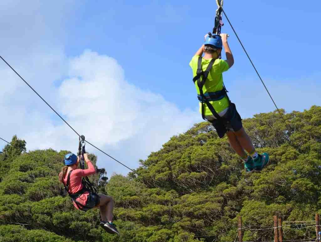 Adventurous activities in Costa Rica