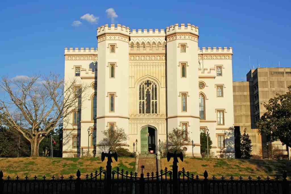 5 of the best places to visit in Louisiana