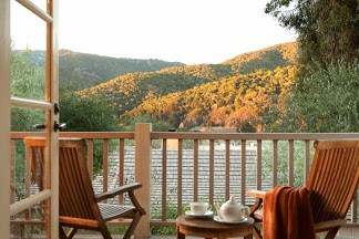Bernardus Lodge & Spa view