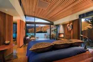 Post Ranch Inn Bed