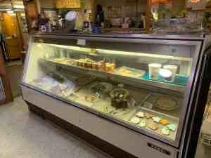 goodies at Sunflower Soda Fountain & Sandwich Shop in Coffeyville KS