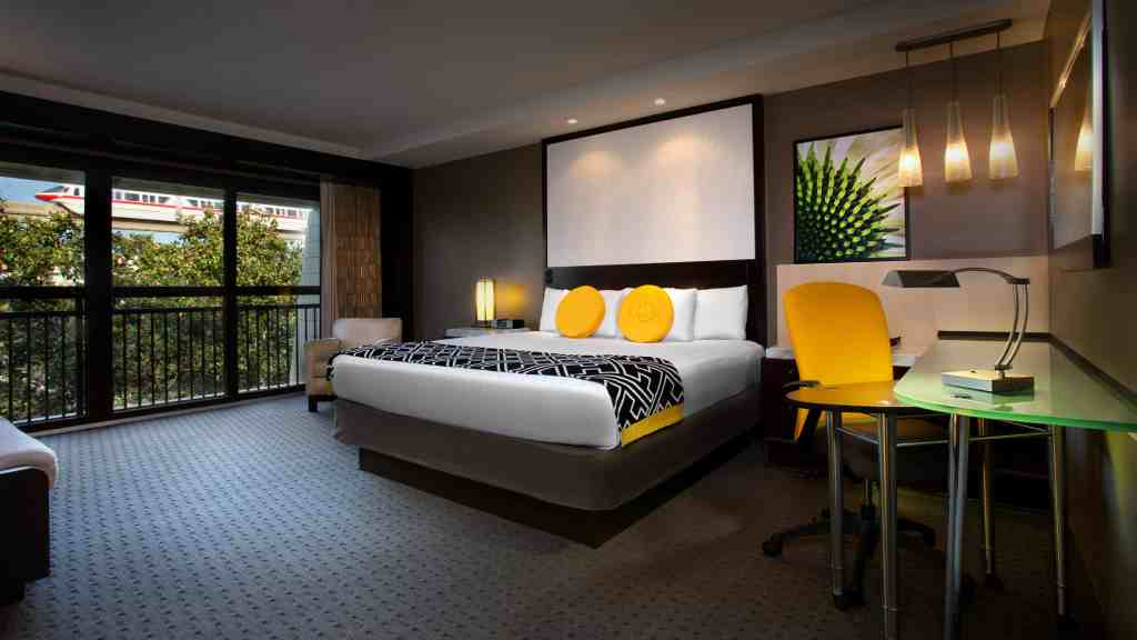 Disney's Contemporary Resort: Disney hotels for families with young children