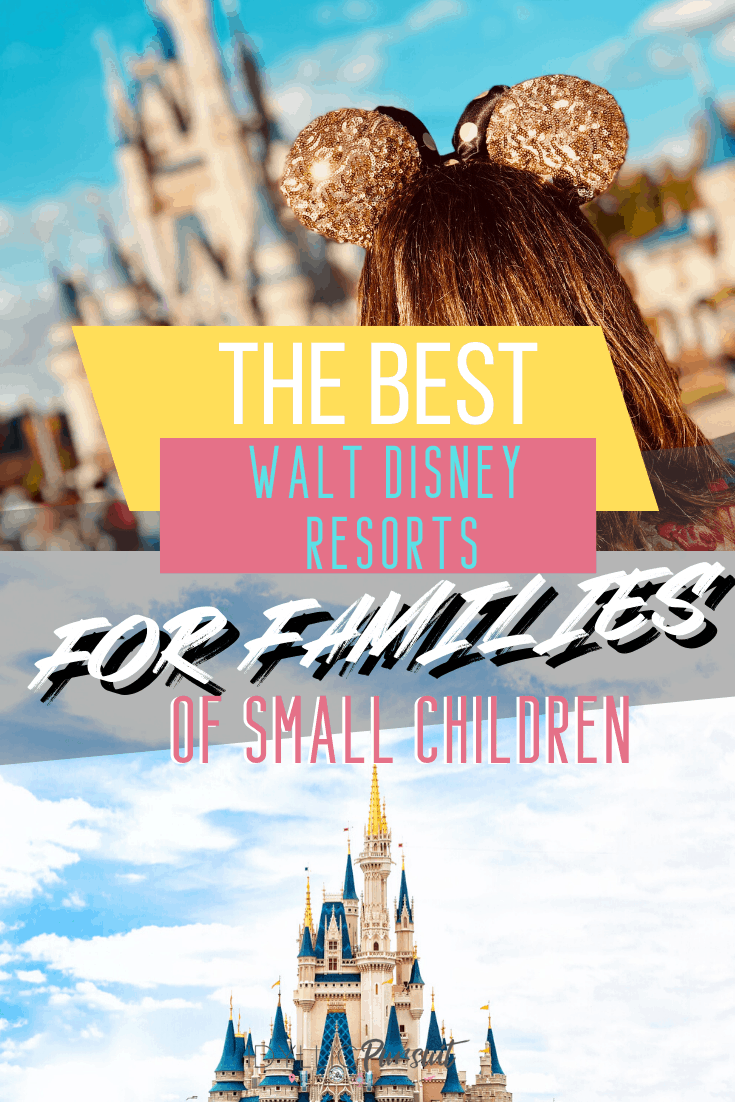Taking theming, price, location, and other factors into account, here are the best Disney resorts for families with young children.