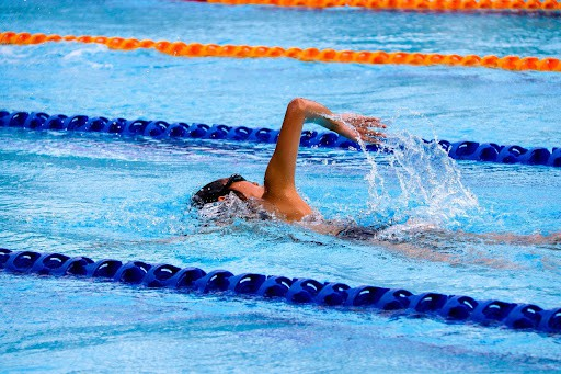 Five of the Most Inspirational Female Athletes in the World—swimming