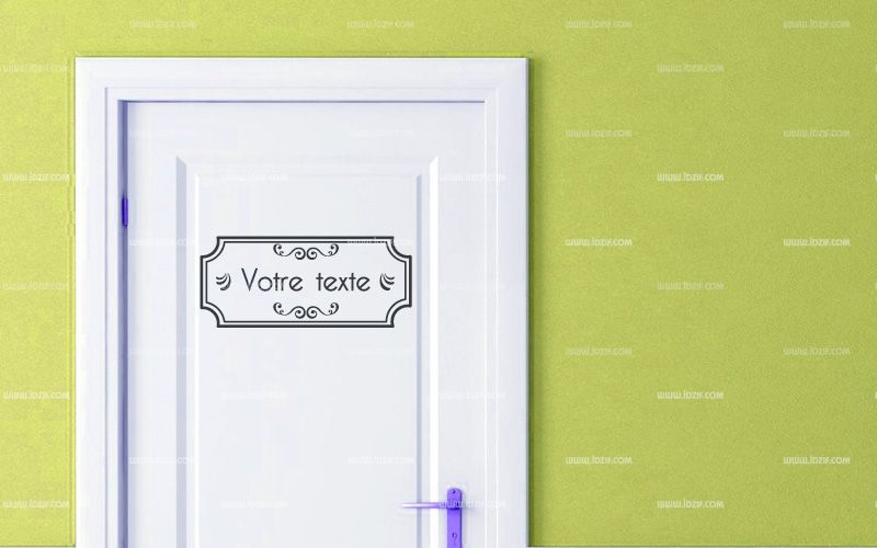 Porte De Chambre Standard Solutions Pour La Dcoration