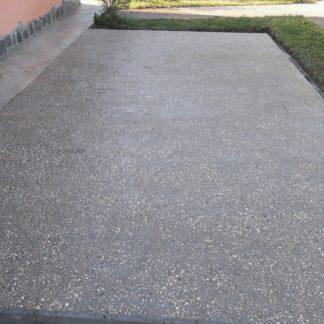 Cemento in ghiaino lavato in Aprilia