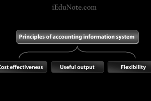3 Basic Accounting Information System Principles
