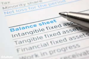 Balance Sheet: Meaning, Formula, Format, Types
