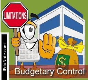What is Budgetary Control?