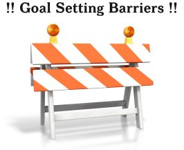 Barriers to Goal Setting in Organization