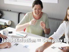 How Job Satisfaction Benefits the Company (Explained)