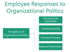 How Employee Responses to Organizational Politics