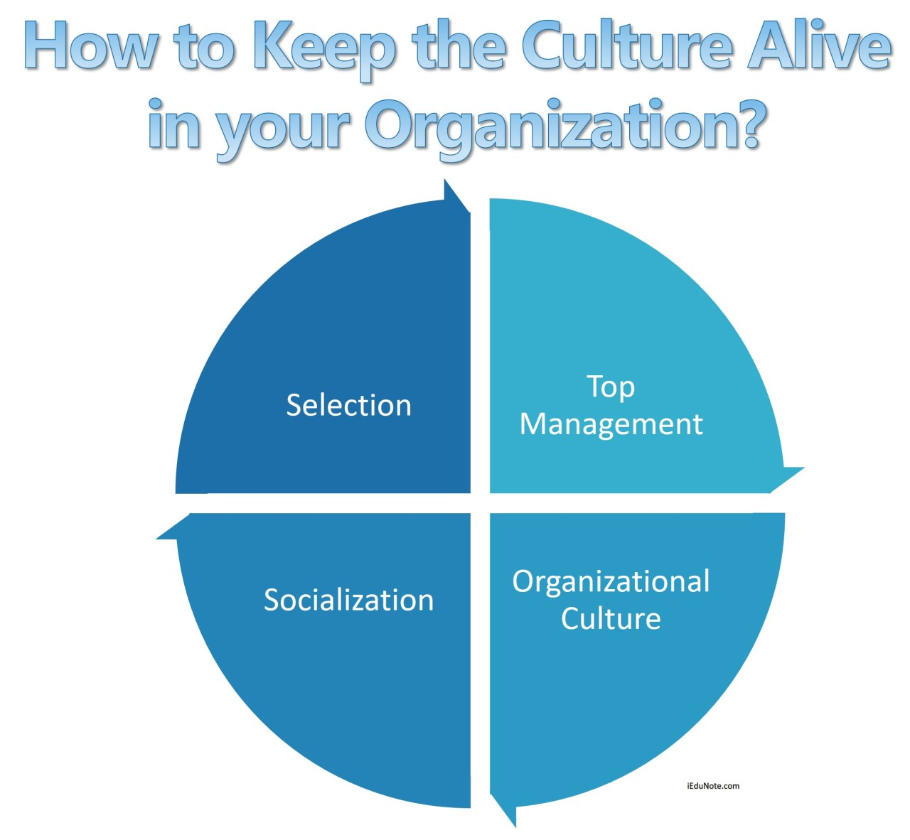 How to Keep the Culture Alive in your Organization?