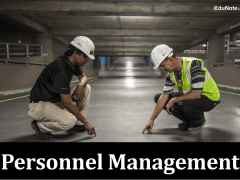 Personnel Management: Definition, Nature, Role, HRM Vs Personnel Management