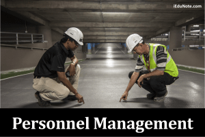 Definition of Personnel Management