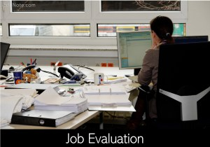 Definition of Job Evaluation