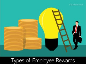 Types of Employee Rewards