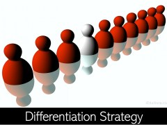 Differentiation Strategy: Definition, Types