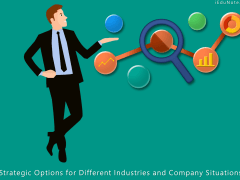 Strategic Options for Different Industries and Company Situations