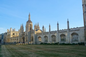 Cambridge University Courses