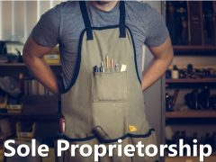 Sole Proprietorship: Definition, Features, Characteristics, Advantage, Disadvantages
