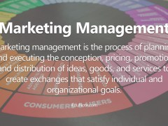 Marketing Management: Meaning, Definition, Application