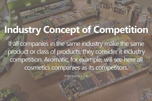 Analyzing Competition: Industry Concept & Market Concept of Competition