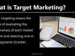 Target Marketing: Meaning, Process, Benefits