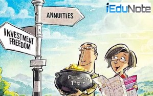 An annuity is a periodical level payment made in exchange for the purchase money for the remainder of the lifetime of a person or for a specified period.
