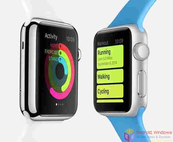 Apple Watch and activity tracking - Health and Fitness