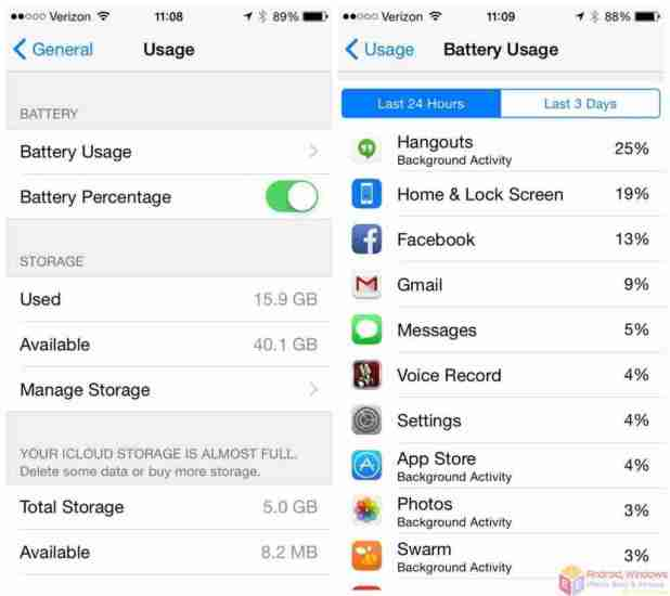 tips to help boost iPhone battery life - Tips to Extend iPhone Battery Life