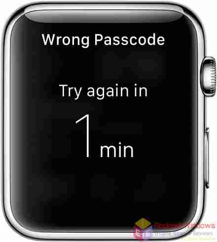 Erase Apple Watch - How to reset Apple watch to factory settings