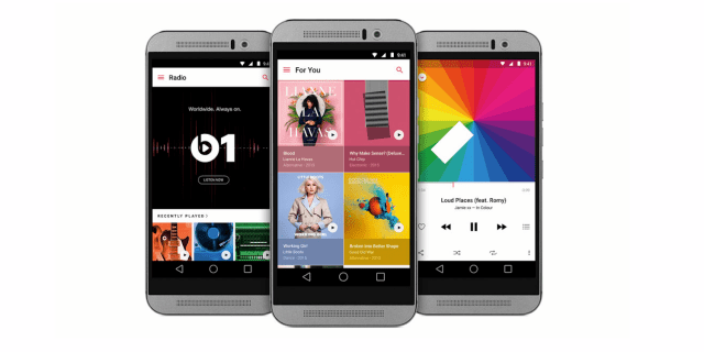 Update: Apple Music for Android