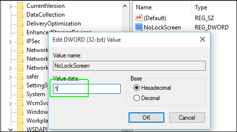 How to Disable the Lock Screen in Windows 10: Remove the lock screen at startup or waking from sleep