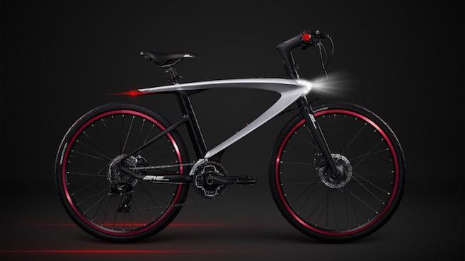 Le Syvrac; A smart bike with 4GB of RAM