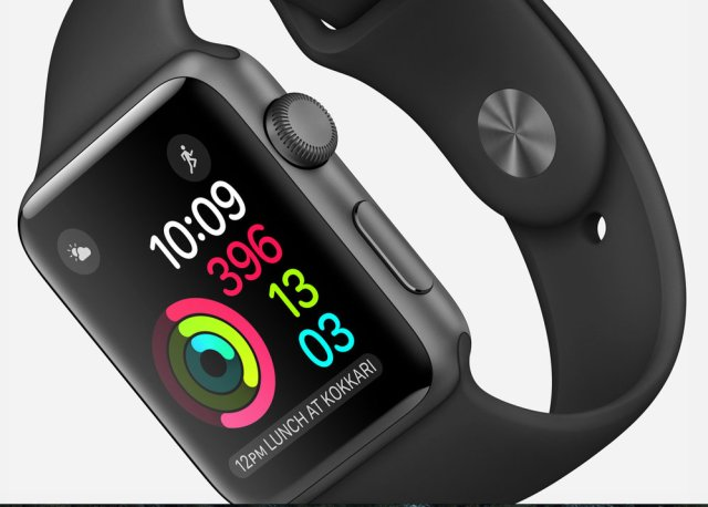 Does apple watch track Steps?