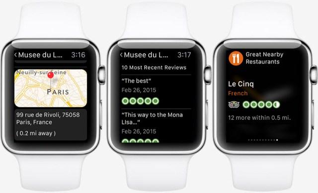 Best apple watch apps: TripAdvisor