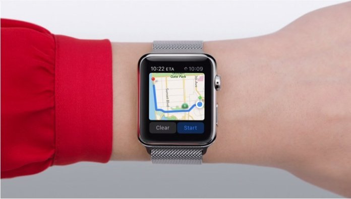 Best apple watch apps: Maps