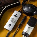 Apogee One for iPhone, iPad & Mac: Best Audio Interface For Mac: Best Audio interface 2016: Best professional audio interface; Best Audio interface for Mac