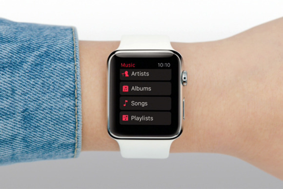 Best apple watch apps: Music