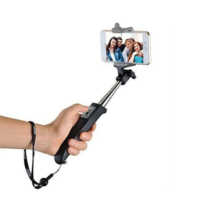 Mpow Wireless Bluetooth Best Selfie Stick for iPhone 6/6S/6 Plus