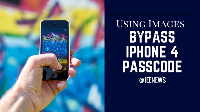 How to bypass iPhone 4 Passcode Unlock a disabled iPhone