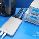 Akitio thunderbolt PCIE: Akitio Thunderbolt dock: AKiTiO Thunder2 Dock