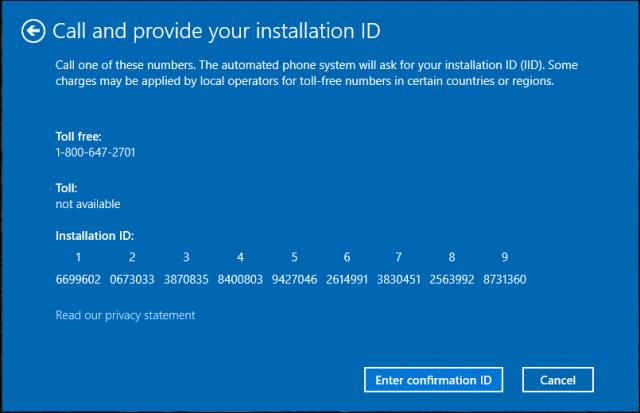 Solution 1 - Activate Windows 10 License via Microsoft Chat Support: Windows 10 error code 0x803f7001