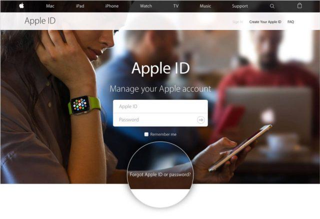 Forgot apple password: forgot apple id password on iphone: How to Reset Apple ID Password